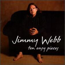 Jimmy Webb - 10 Easy Pieces [New CD] Manufactured On Demand