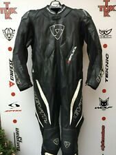 Rev'it replica 1 piece race leathers with hump uk 46 euro 56
