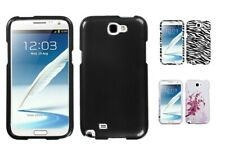 Design Case +Silicone Protector TUFF Cover for Galaxy Note 2 T889/I605/N7100