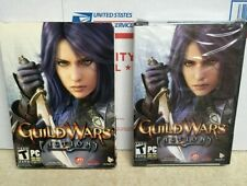 Guild Wars: Factions (PC, 2006) Factory Sealed  w/ Slip Cover Box