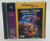 Star Trek: 25th Anniversary by Interplay PC CD-ROM Game Rare Cd Case Variant