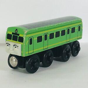 Daisy Diesel Thomas the Train 1999 Rare Tank Engine Wooden Railway Friends