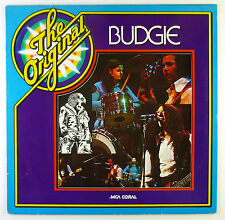 "12"" LP - Budgie - The Original Budgie - B3826 - RAR - washed & cleaned"