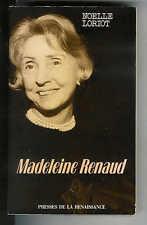 Noëlle Loriot : Madeleine renaud