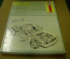 VOLVO 343 345 1976 - 1981 USED HAYNES WORKSHOP MANUAL