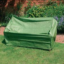 Jardin 3 places lourds siège banc couvrir résistant aux intempéries étanche extérieur