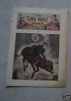 June 1890 Booklet The Little Folks Paper LOOK