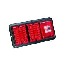 Bargman Triple LED Tail Light for RV / Camper / Trailer / Motorhome / 5th Wheel
