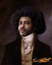 Hamilton Musical Thomas Jefferson (Daveed Diggs) Classic Painting Poster