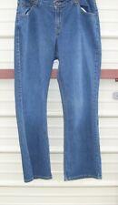 Levi Strauss Signature Bootcut Blue Jeans Women's Size 16M