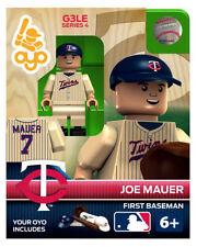Minnesota Twins MLB Action Figures