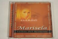 Marisela Exitos  Del Recuerdo  Music CD