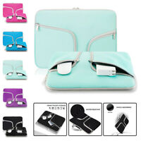 """Laptop Sleeve Case Carry Bag for MacBook Air/Pro/Retina 11""""12""""13""""15""""A1370 A1534"""