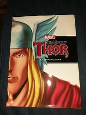 The Mighty Thor An Origin Story Marvel comics Thomas, Rich Hardcover childs book