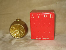 Avon Glitter & Glow Holiday Candle (Gold)