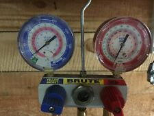 yellow jacket gauges 410a, 404, 22