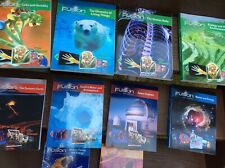 Science Fusion workbook lot of 10 - all in New! condition