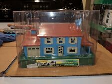 Bachmann Plasticville O Scale Two-Story House #45305 NIP
