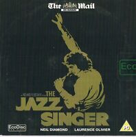 The Jazz Singer (1980) Laurence Olivier, Neil Diamond, Lucie Arnaz-  DVD N/Paper