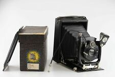 Klappkamera 9x12 mit G. Leitmeyr Doppel Anastigmat Sytar 6,3 135 mm   82981