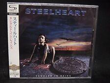 STEELHEART Tangled In Reins JAPAN SHM CD Firehouse U.S. Melodic Hard Rock !