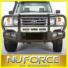 TOYOTA LANDCRUISER  75 SERIES UTE  BULL BAR WINCH COMPATIABLE BULLBAR