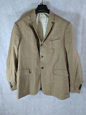 Brooks Brothers Black Fleece Thom Browne Linen Jacket Size BB3