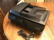 Hp officejet 4630 all-in-one inkjet Printer Copy Fax Scanner with Ink