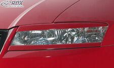 RDX Scheinwerferblenden FIAT Stilo OBEN und UNTEN 4er Set Böser Blick Spoiler