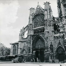 DIEPPE c. 1950 - Traction Eglise St Jacques Normandie - Div 3971