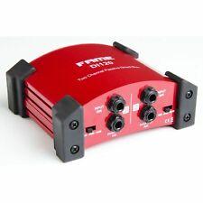 Fame Audio DI-120 passive DI-Box Stereo