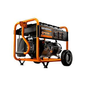 Generac Generator 5500 watt GP5500