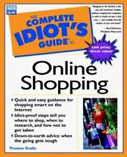 COMPLETE IDIOT'S GUIDE TO ONLINE SHOPPING