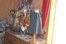 robe bonpoint doublee chaude 2 ans 100% de laine gris tres chic