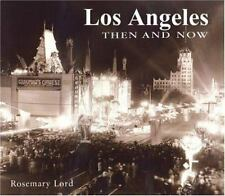 Los Angeles Then and Now (Then & Now)-ExLibrary