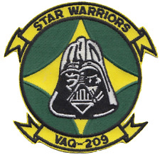 Electronic Attack Squadron 209 VAQ-209 United States Navy USN Embroidered Patch