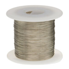 18 AWG Gauge Nickel Chromium Resistance Wire Nichrome 80 1000' Length 0.040""