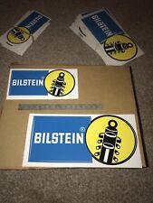 2 X Genuine Original BILSTEIN Stickers Decals Suspension  NÜRBURGRING