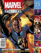 Marvel Fact Files # 23 Reed Richards Cover Eaglemoss