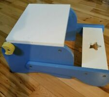 New listing Toddler Step Stool - Converts to Chair
