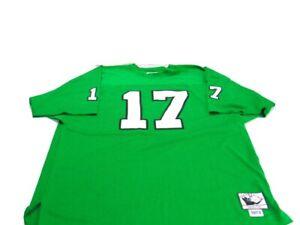 Mitchell Ness Jersey Green 1973 Harold Carmichael Philadelphia Eagle Size 58