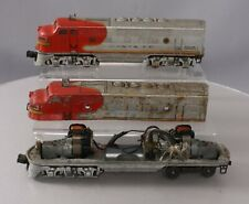 Lionel 2353 Vintage O Santa Fe F-3 AA Diesel Locomotive Set