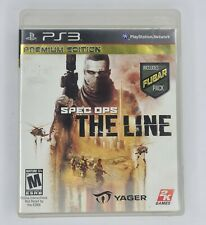 Spec Ops: The Line - Premium Edition PS3 (Sony PlayStation 3, 2012)