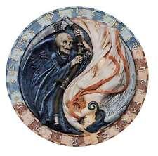 Gothic Fantasy Ying-Yang Wandrelief Versus Doctrinus von Alchemy