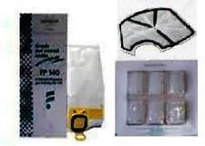 Confezione 6 Sacchetti Filtrello Premium con Dovina per Vorwerk Folletto Vk140/1