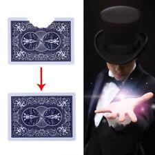 Funny Bite Off Broken Card Restore Magic Tricks Illusions Card Close-up Magic