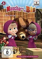 Mascha und der Bär, Vol. 6 - Eine zu viel | DVD | Zustand gut