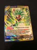 Celestial Union Kefla Rare Dragon Ball Super BT9-092 Mint