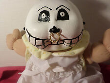 scary evil creepy horror haunted goth cabbage patch baby doll prop