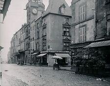 RIOM c. 1930 - Rue Commerces Auvergne - 2711